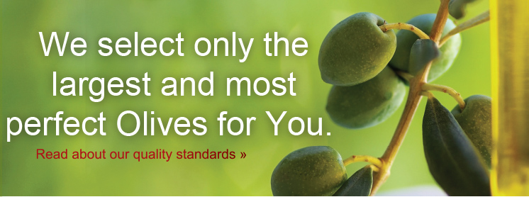 Santa Barbara Olive Company, home of the best gourmet olives